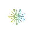 s share letter logo icon design vector image