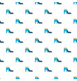 children slide pattern seamless vector image