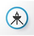grill icon symbol premium quality isolated vector image