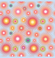 abstract pattern firework spot background vector image vector image