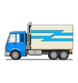 Truck cartoon vector image vector image