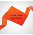creative tapes and strips for text and design vector image vector image