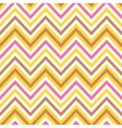Seamless colorful chevron pattern for easter eggs vector image vector image