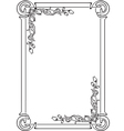 Decorative frame for the page vector | Price: 1 Credit (USD $1)