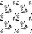 wine seamless pattern vector image