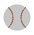 baseball related icon image vector image vector image