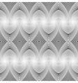 Design seamless monochrome decorative pattern