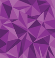 Abstract Purple Triangle Geometrical Background vector image vector image