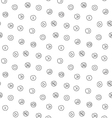 Sound voice multimedia seamless pattern vector image vector image