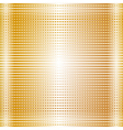 gold net texture vector image