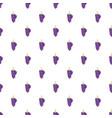 berry grape icon cartoon style vector image vector image
