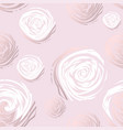 abstract roses seamless vector image