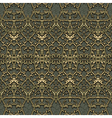 decor metal pattern vector image