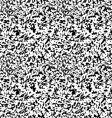 black and white khaki pattern vector image vector image