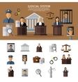 judicial system banner