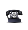 telephone isolated vector image vector image