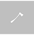 ax computer symbol vector image vector image