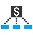 Cashout Scheme Icon vector image vector image