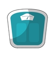 measure scale icon vector image vector image