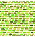 Watercolor bricks abstract seamless vector image