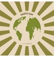 modern april 22 earth day background vector image vector image