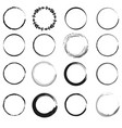 circle elements image vector image vector image