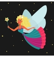 Character Fairy vector image