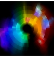 colorful abstract mosaic background eps 8 vector image