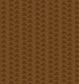 stegasaurus dinosaur pattern vector image vector image