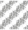 bouquet lisianthus flowers vector image vector image