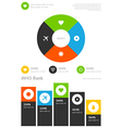 elements infographics stock vector image vector image