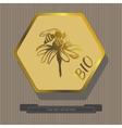 Emblem 4 vector image vector image