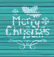 merry vector image vector image