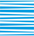 abstract horizontal striped pattern marine blue vector image