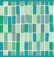 geometric brick rectangle tile mosaic vector image vector image