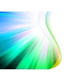 Colorful smooth twist light lines eps 8 vector | Price: 1 Credit (USD $1)
