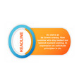 Sale tag set of circle flash sticker offer banner