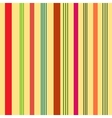 Striped color seamless pattern vector image vector image