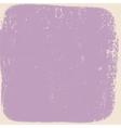 Violet Border Texture vector image