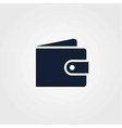 Wallet icon simple vector image vector image