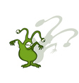 Monster Cartoon Character vector image