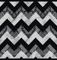 snake skin and marble zig zag seamless pattern vector image