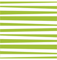 abstract pattern with horizontal light green and vector image