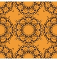 Seamless Indian Print Tile vector image vector image