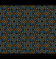 abstract oriental floral seamless pattern arabic