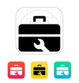 Repair Toolbox icon vector image