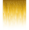 abstract modern background with golden vertical vector image vector image