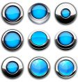 Aqua buttons vector | Price: 1 Credit (USD $1)