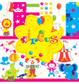 Circus wallpaper print