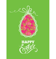 easter card 1 380 vector image
